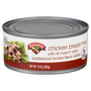 Hannaford Chicken Breast Meat Applewood Smoke Flavor