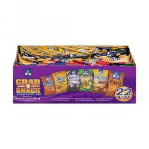 Wise Grab & Snack Flavor Mix Variety Pack