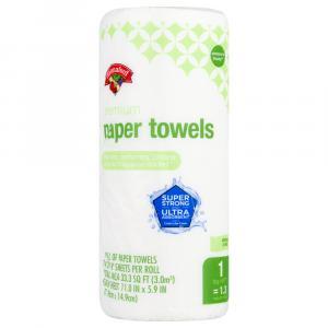 Hannaford Premium Paper Towels Choose a Size 1 Big Roll