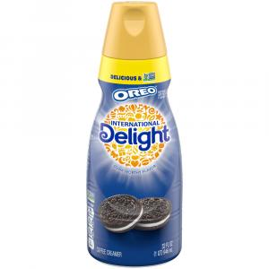 International Delight Oreo Creamer