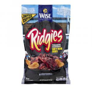 Wise Ridgies Tailgate Classics Dry Rub Ribs