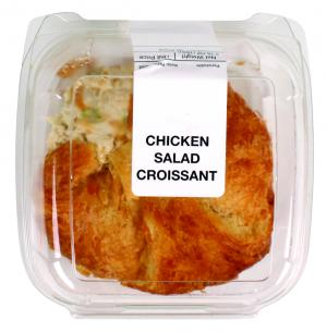Hannaford Chicken Salad Croissant Sandwich