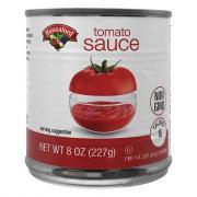 Hannaford Tomato Sauce