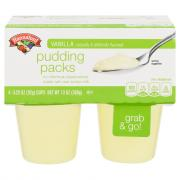 Hannaford Vanilla Pudding