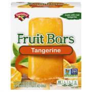 Hannaford Frozen Fruit Bars Tangerine