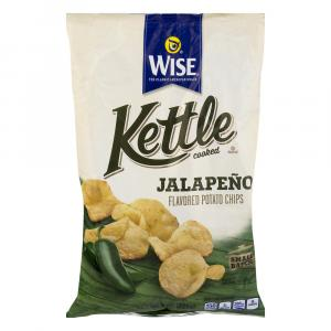Wise Kettle Jalapeno Chips
