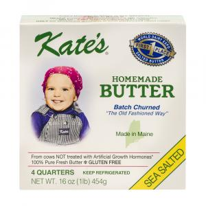 Kate's Salted Butter Quarters