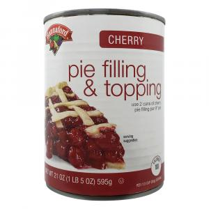Hannaford Cherry Pie Filling