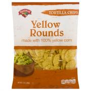 Hannaford Yellow Corn Rounds