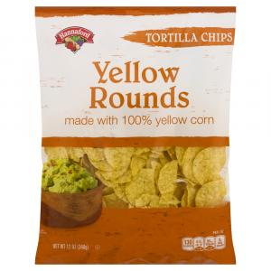 Hannaford Yellow Corn Rounds