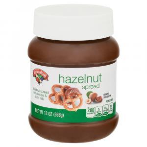Hannaford Hazelnut Spread