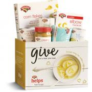 Hannaford Helps Fight Hunger Box