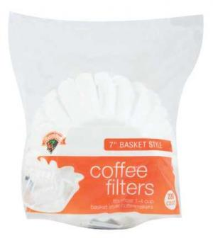 Hannaford One To Four Cup Coffee Filter