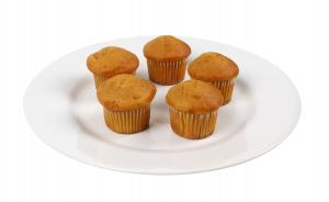 Pumpkin Mini Muffins Limited Time Only