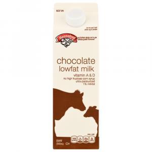 Hannaford 1% Low Fat Chocolate Milk