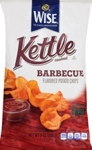 Wise Kettle Bbq Chips