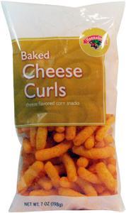 Hannaford Cheese Curls
