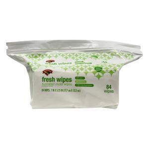 Hannaford Fresh Wipes Flushable Moist Wipes
