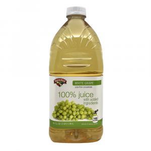 Hannaford White Grape Juice