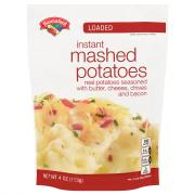 Hannaford Loaded Instant Mashed Potatoes