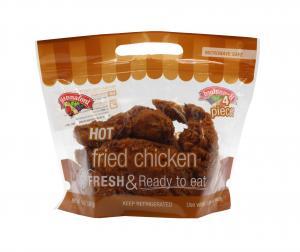 Hand Battered 4-Piece Fried Chicken - Hot