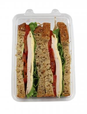 Taste of Inspirations All Natural Turkey & Havarti Sandwich