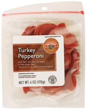 Hannaford Turkey Pepperoni