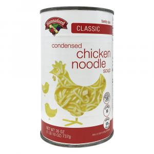 Hannaford Chicken Noodle Soup