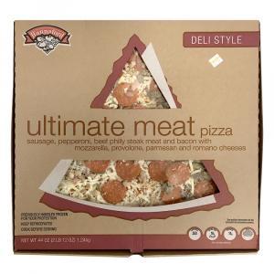 Hannaford Deli Style Ultimate Meat Pizza