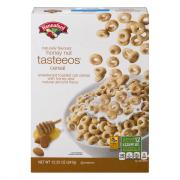 Hannaford Honeynut Tasteeos Cereal
