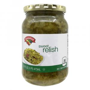 Hannaford Sweet Relish