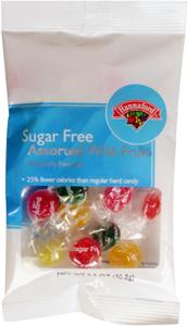 Hannaford Sugar Free Assorted Wild Fruit Candies