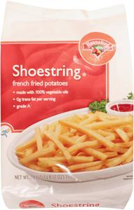Hannaford Shoestring Fries