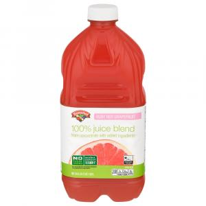 Hannaford 100% Grapefruit Juice