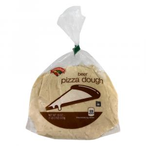 Hannaford Beer Pizza Dough