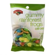 Hannaford Gummy Rainforest Frogs Candy