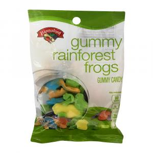 Hannaford Gummy Rainforest Frogs Candy