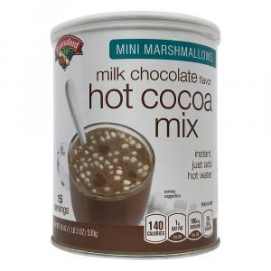 Hannaford Hot Cocoa Mix with Mini Marshmallows
