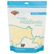 Hannaford Part Skim Mozzarella Shredded Cheese
