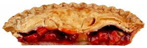 Premium Gourmet 1/2 Strawberry Rhubarb Pie