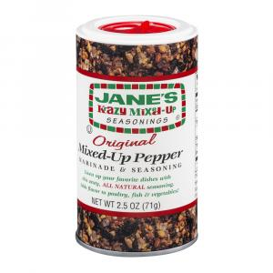 Jane's Krazy Mixed-up Pepper