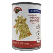 Hannaford Condensed Homestyle Chicken Noodle Soup