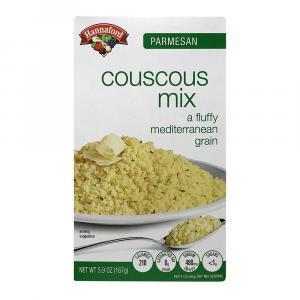 Hannaford Parmesan Couscous Mix
