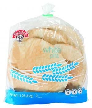 Hannaford White Pita