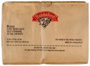 Hannaford Paper Lawn & Leaf Bags