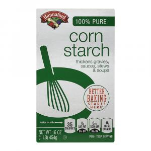 Hannaford Corn Starch