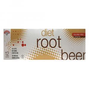Hannaford Diet Root Beer