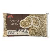 Hannaford Pearled Barley Dried