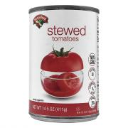 Hannaford Stewed Tomatoes
