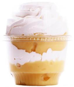Vanilla Pudding Cups
